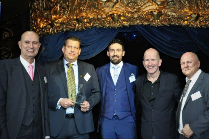 Delta win ASUC Award for Innovation and Sustainability