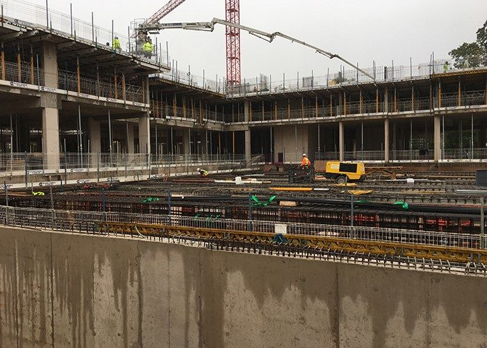 Does BIM successfully deliver on waterproofing projects?