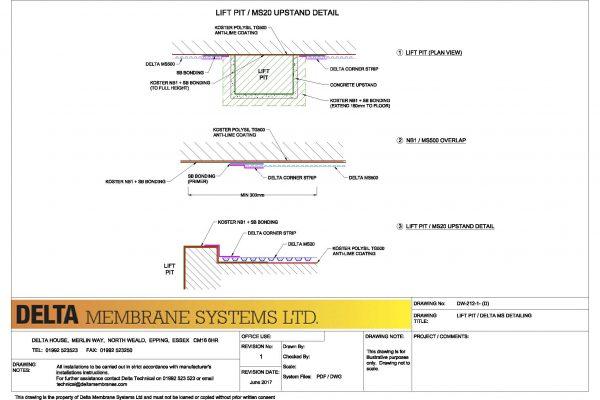 Lift Pit - Delta MS Detailing