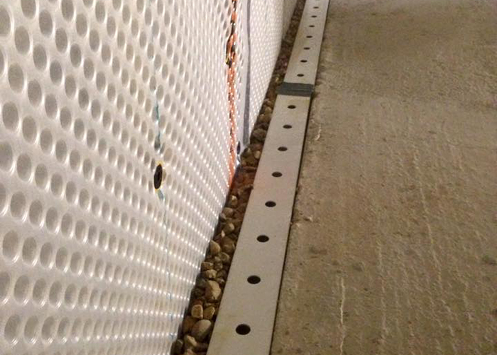 Cavity Drain Systems (Type C) Waterproofing
