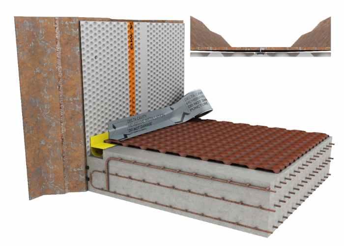 Specialist Waterproofing Projects