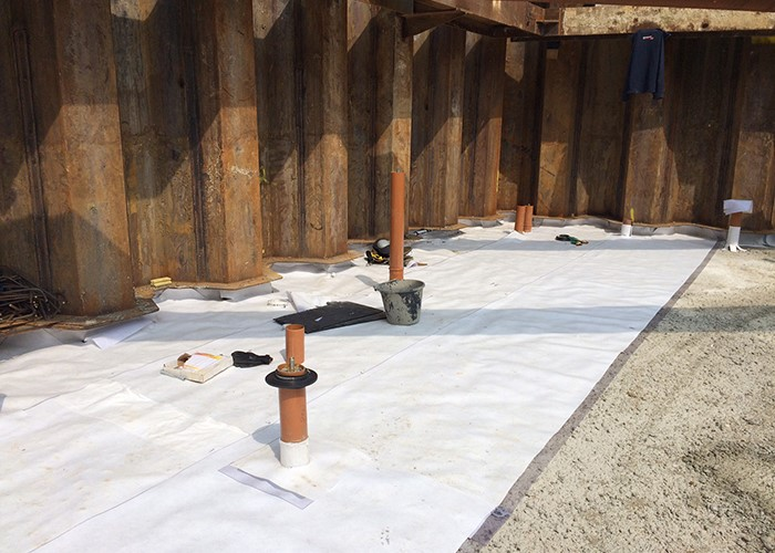 Pre-Applied Waterproofing Systems