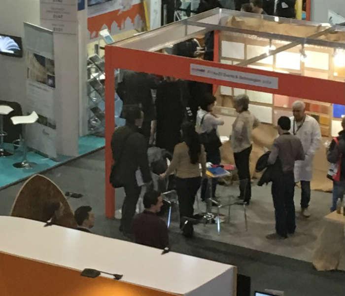 The Flood Expo 2018 – Delta Membranes to exhibit