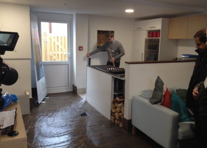 BRE Flood Resilient Test Home