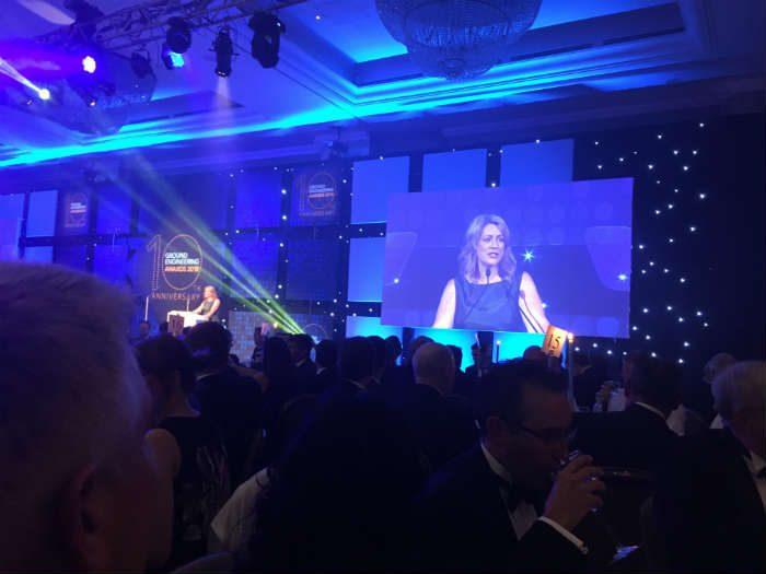 Ground Engineering Awards (GE Awards 2018) – Delta Membranes