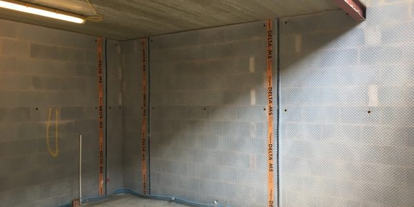 North London Synagogue Waterproofing Project
