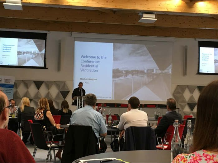 Residential Ventilation & Building Preservation Conference 2018