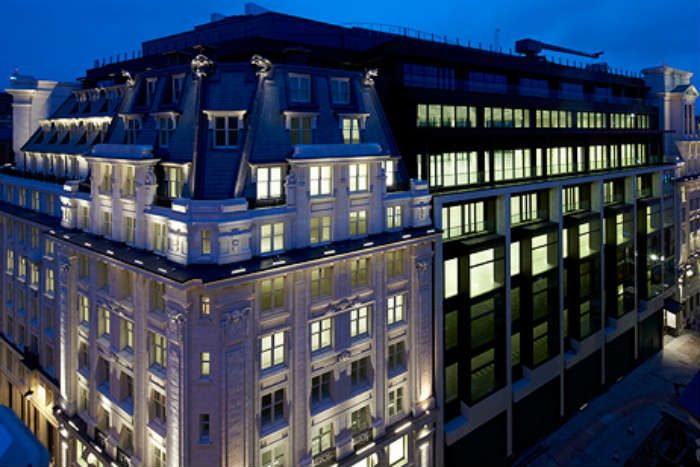 Grade II Listed Building : Quadrant, Regents St.