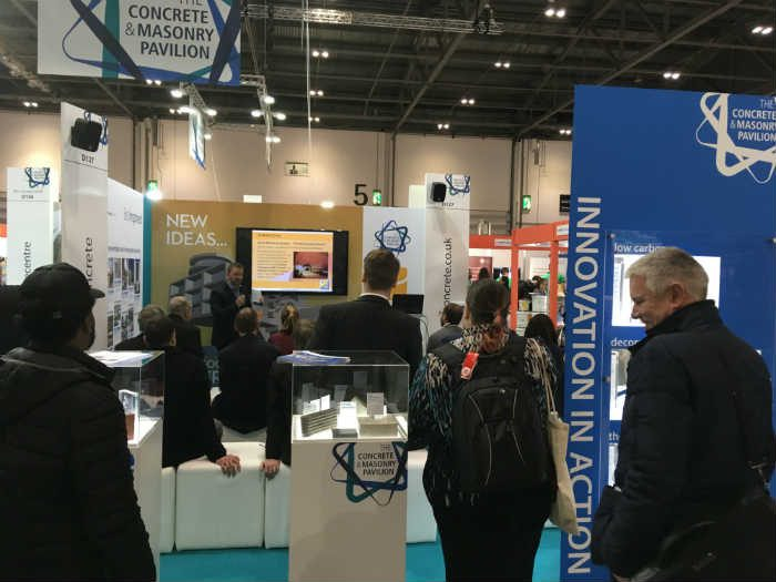 Delta Membranes assisting TBIC at Ecobuild 2017 – Analysis