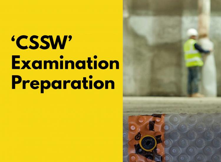 'CSSW' Examination Preparation