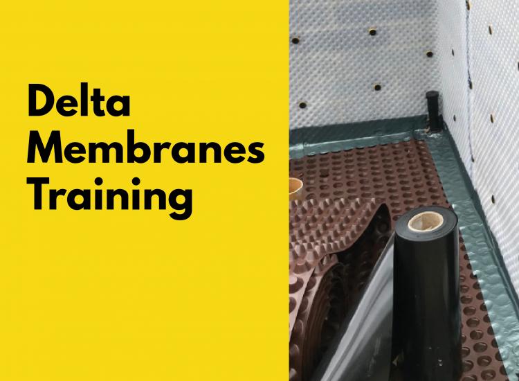 Delta Membranes Training – Registered Installer