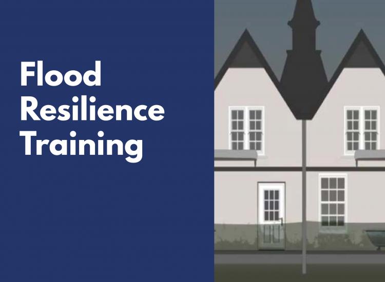 Flood Resilience (PFR) Training