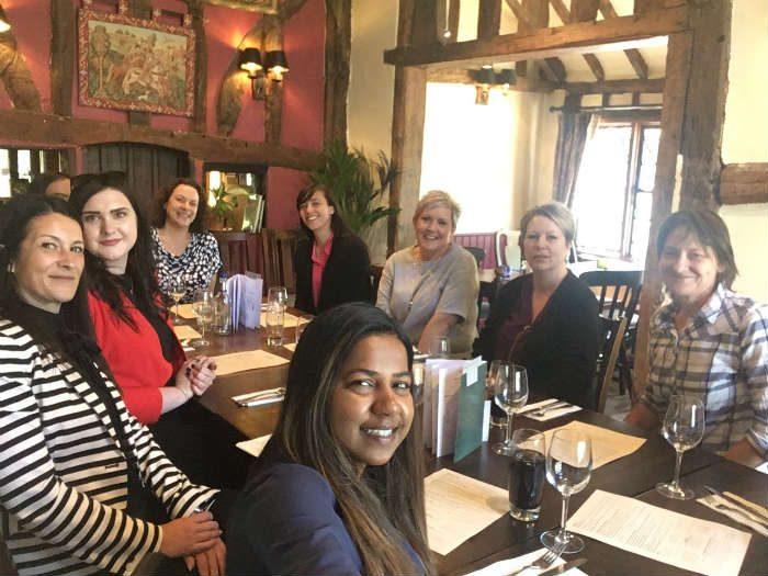 "Women of Waterproofing (""WOW"") Networking Group"