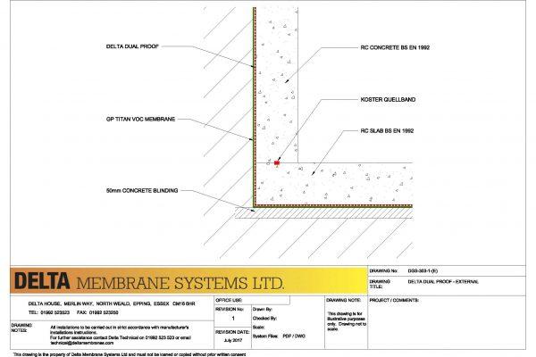 Titan VOC - Dualproof - External Basement