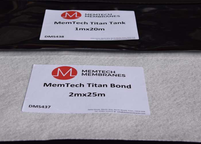 MemTech Pro Titan Bond (Ground Gas Protection)