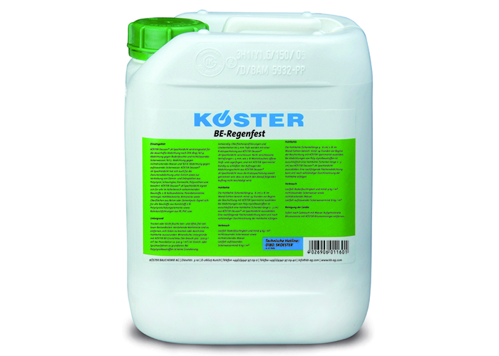 Koster BE Rainproof