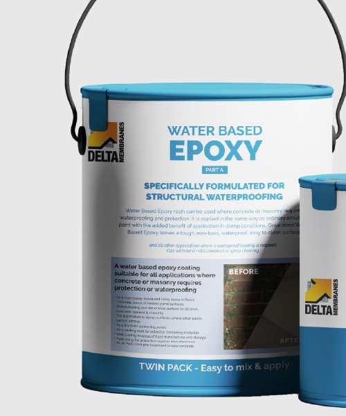 Water Based Epoxy Resin