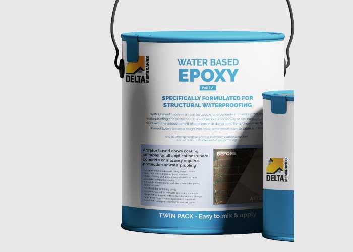 Water Based Epoxy Resin