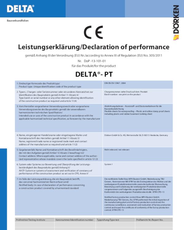Delta PT