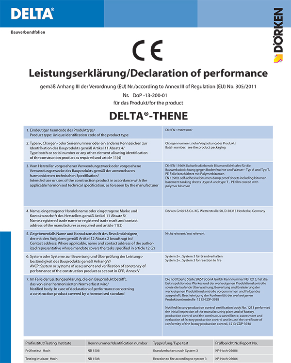 Delta Thene