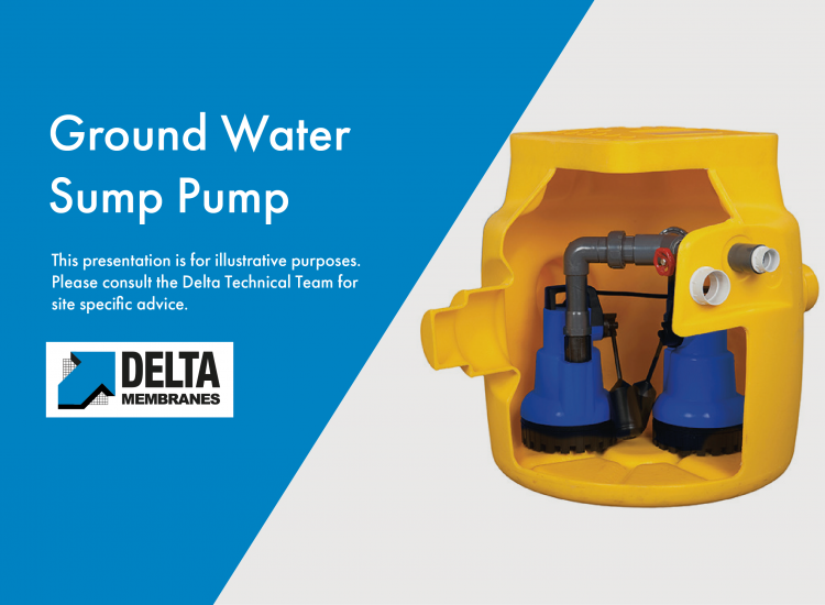 Groundwater Sump Pump Video