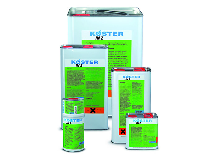 Koster Injection System MSDS