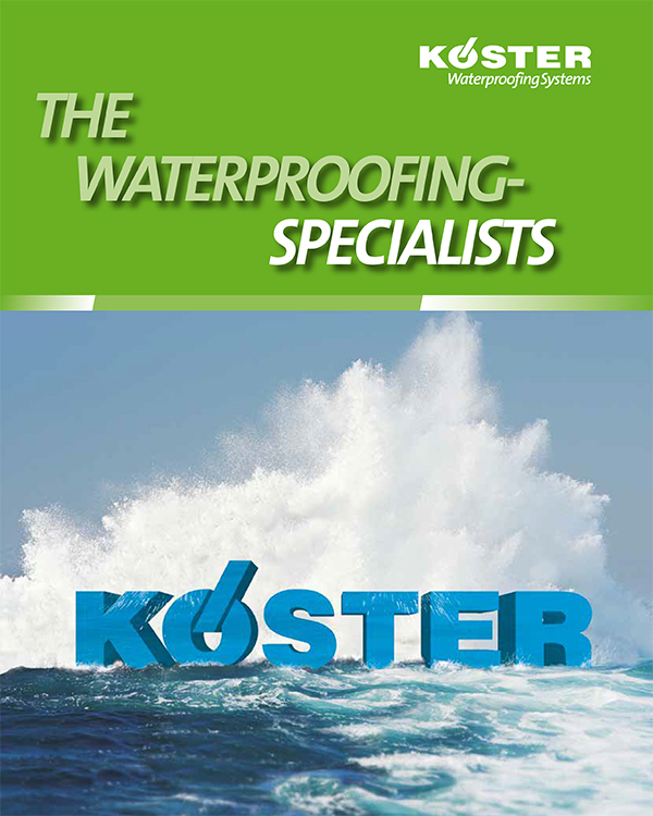 Koster Waterproofing Specialists