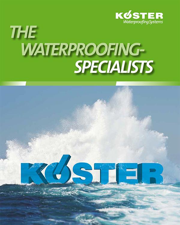 Koster Waterproofing Specialists