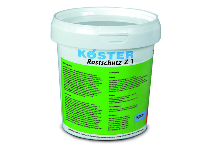 Koster Concrete Protection and Repair MSDS