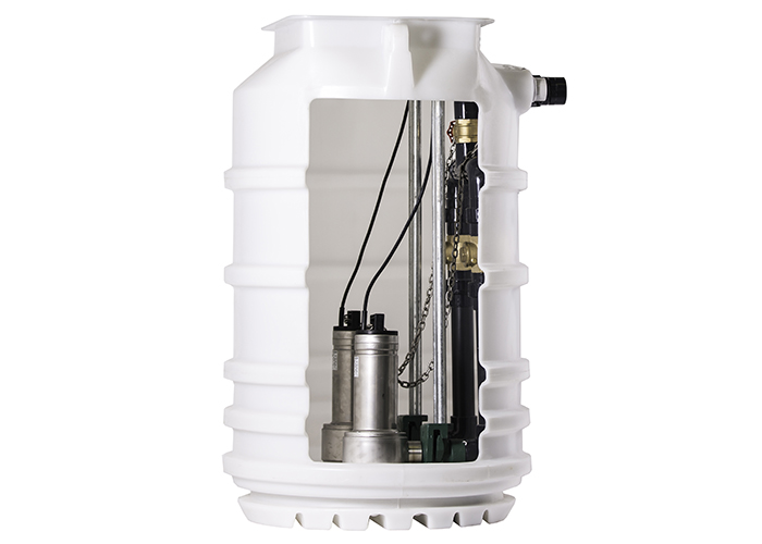 1000 Series Bespoke Foul Water Stations (sump pump)