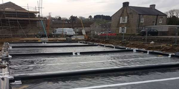 Combining Waterproofing Design with Ground Gas Protection