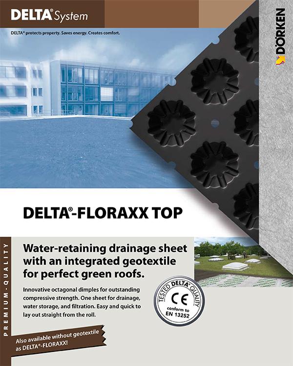 Delta Floraxx Top