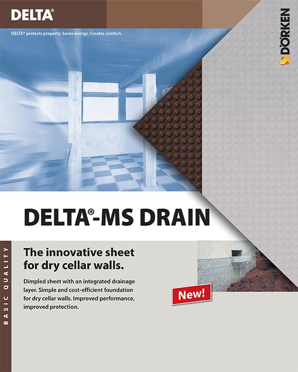 Delta MS Drain