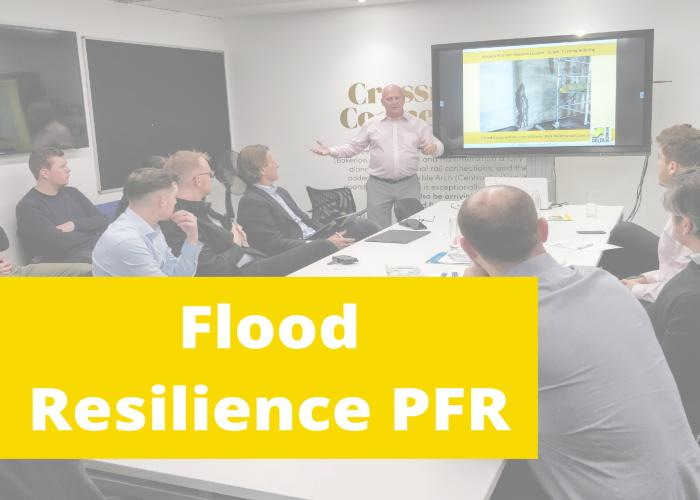 Flood Resilience PFR CPD Seminar – Accredited
