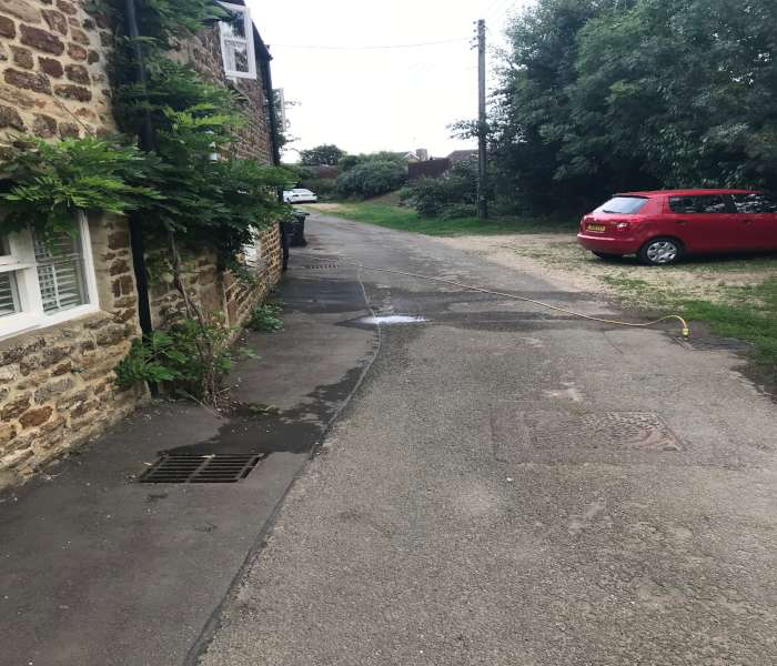 Flood Resilience Project – Rose Hall Cottage
