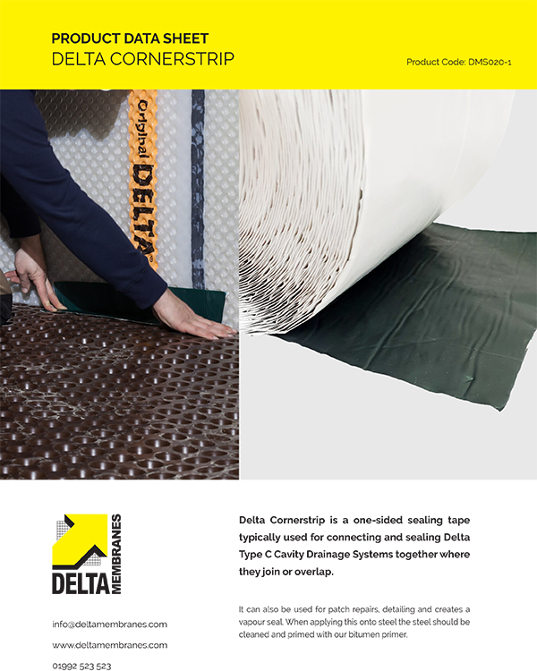 Delta Cornerstrip