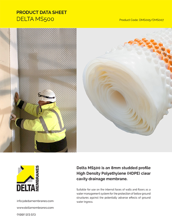 Delta MS 500