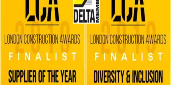 Finalists in the London Construction Awards 2019