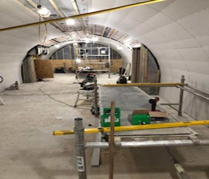 Po Na Na – waterproofing a leaking vault