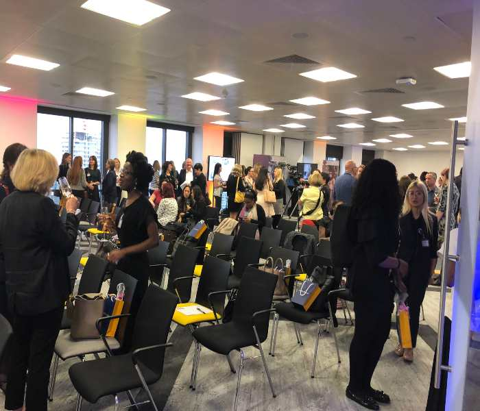 WCC Ladies Takeover Event – Level 39 Canary Wharf