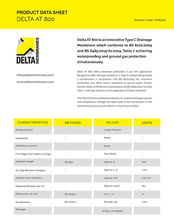 Delta AT 800