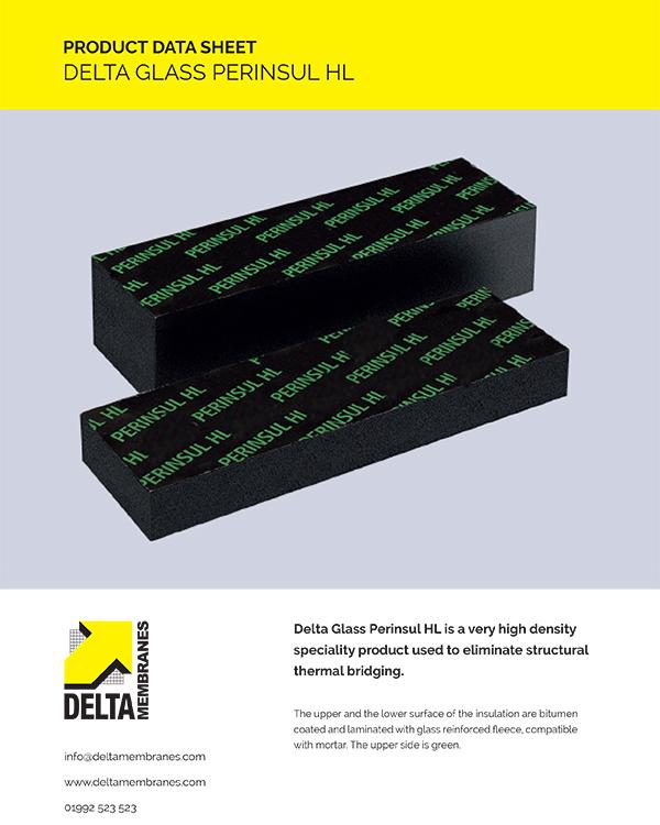 Delta Glass Perinsul HL