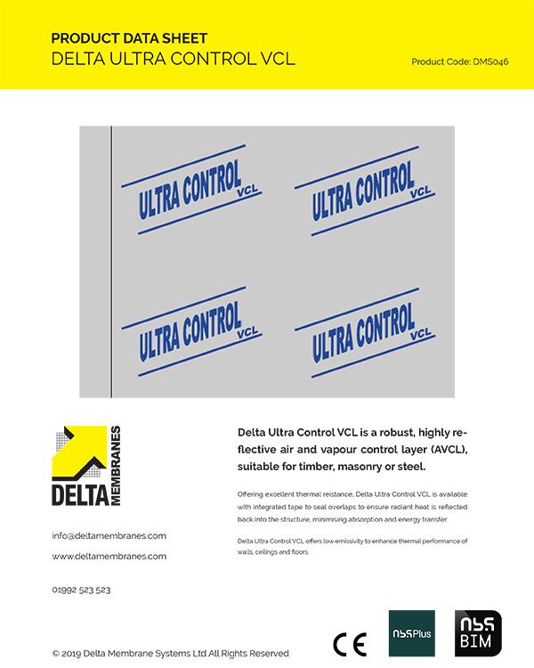 Delta Ultra Control VCL