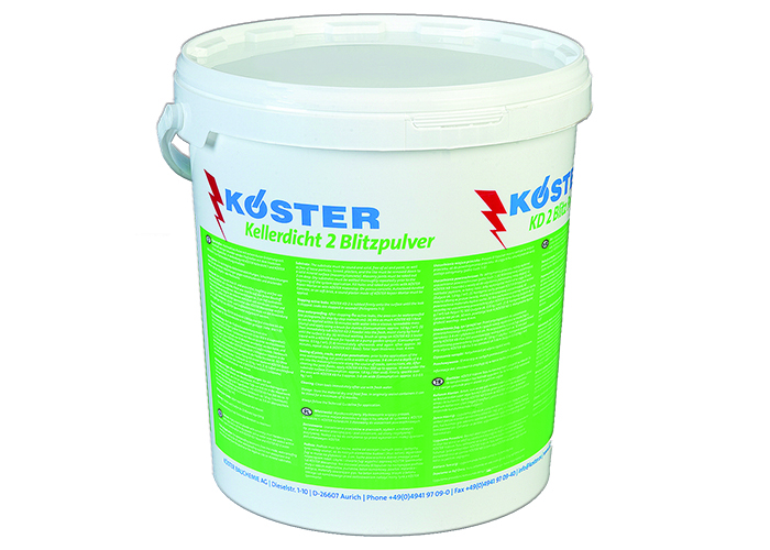 Koster KD 2 Blitz Powder