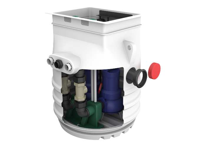 Bespoke Package Pump Stations (Sumps)