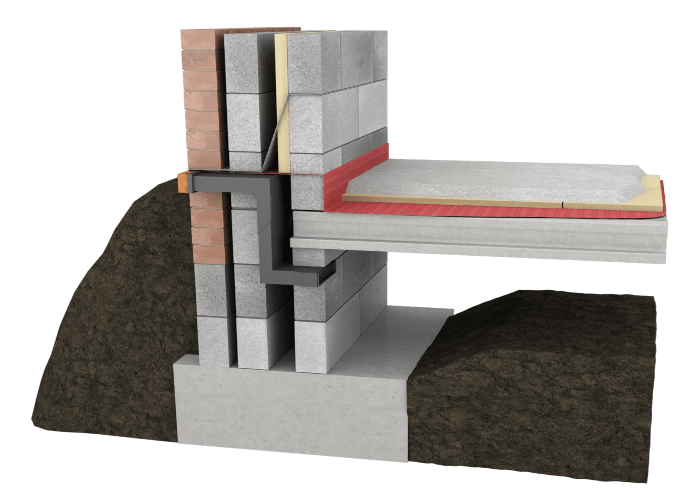 Gas Protection & Structural Waterproofing Systems (combined solutions)