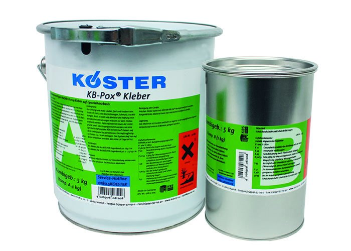 Koster KB Pox Adhesive
