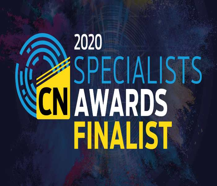 Delta named as finalists in CN Specialist Awards 2020