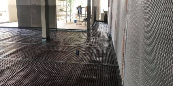 Structural Waterproofing – Basement Extension