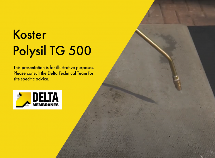 """""""How To"""" Video Guide – Koster Polysil TG 500"""
